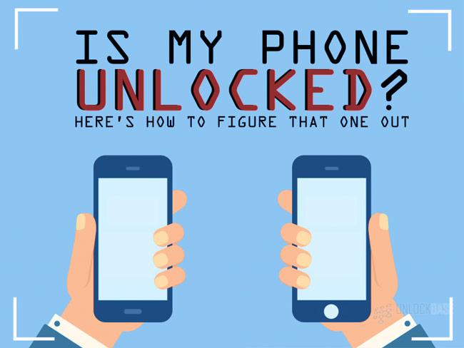 is my phone unlocked