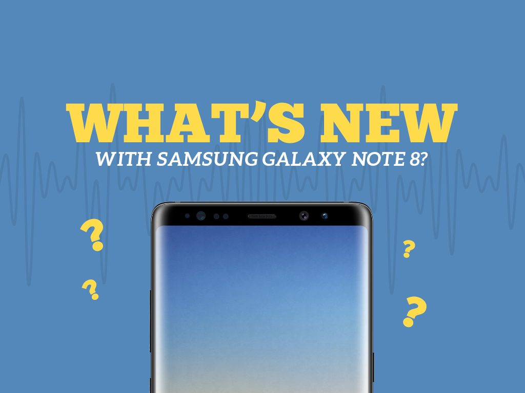 What's New with Samsung Galaxy Note 8? Here's What We Know Cover Photo