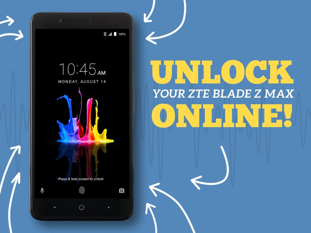 Great Phones We Unlock_ZTE Blade Z Max from MetroPCS : Cover