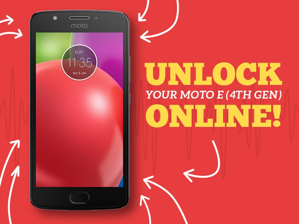 Unlock Moto E (4th Gen.) Online