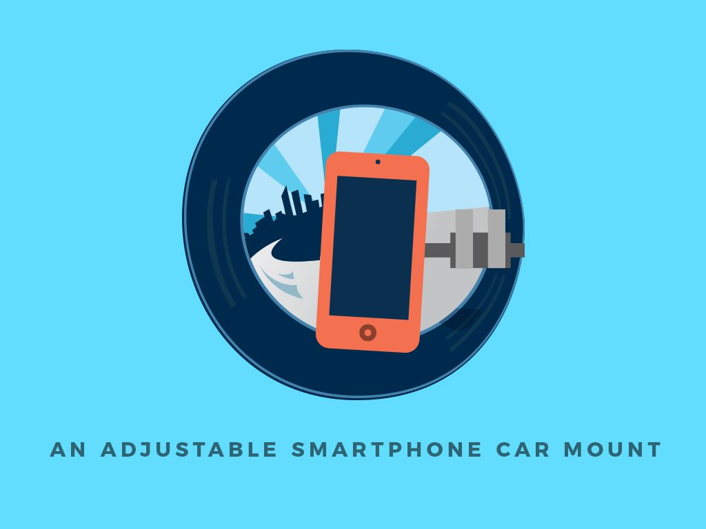 Top 5 Gadgets You'll Need for a Weekend Road Trip : Car Mount