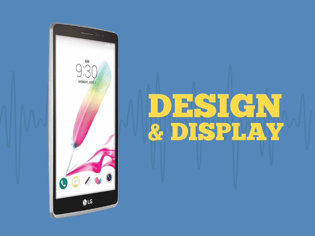 Great Phones We Unlock: LG G Stylo (MS631) from MetroPCS : Design and Display