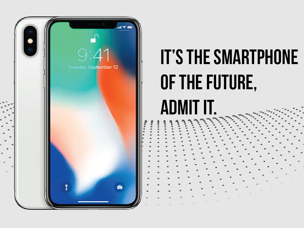 Why it May Be Critical to Buy an iPhone X During the Holidays : It Is the smartphone of the future, admit it