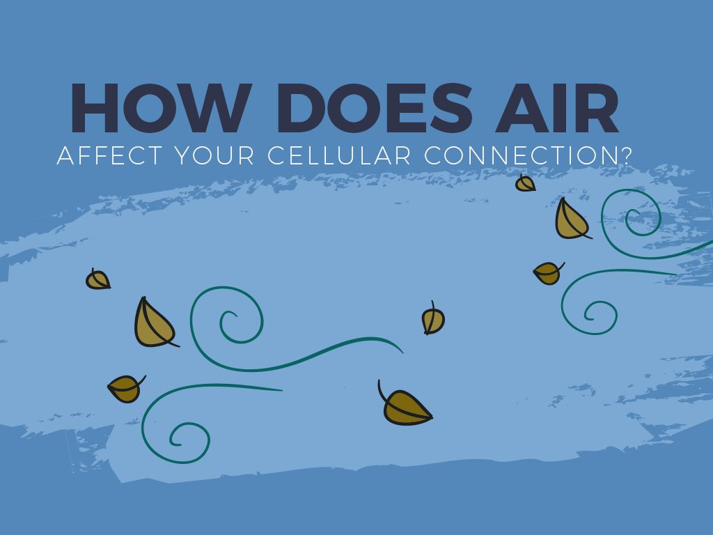 Rainy Weather Bad For Cellular Connection: How Does Air Affect Your Cellular Connection