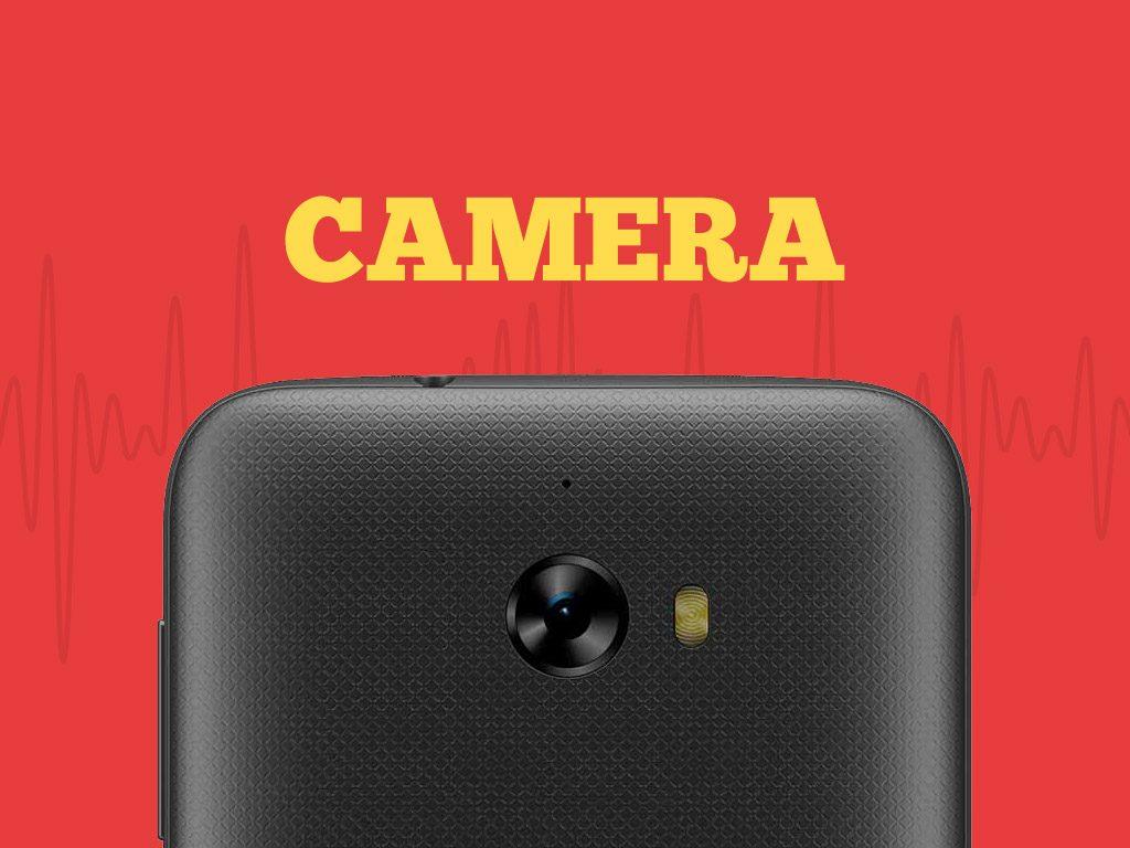 Coolpad Defiant Camera