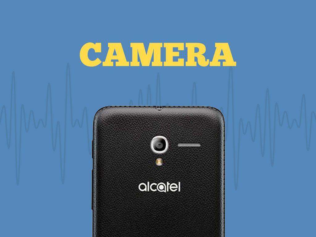 Great Phones We Unlock: Alcatel TRU (OT-5065N) from MetroPCS: Camera