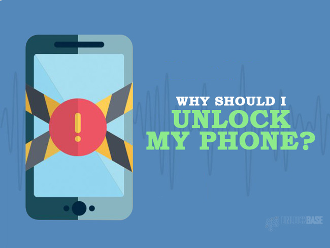 Why Should I Unlock My Phone?
