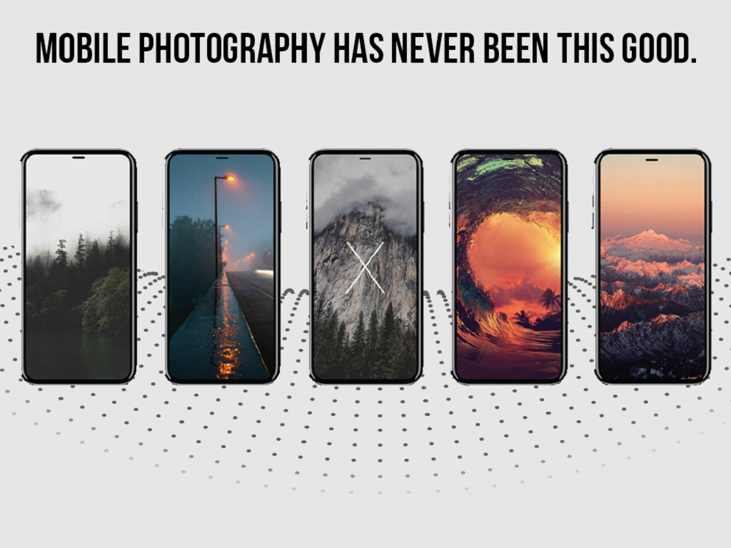 Why it May Be Critical to Buy an iPhone X During the Holidays : Mobile photography has never been this good