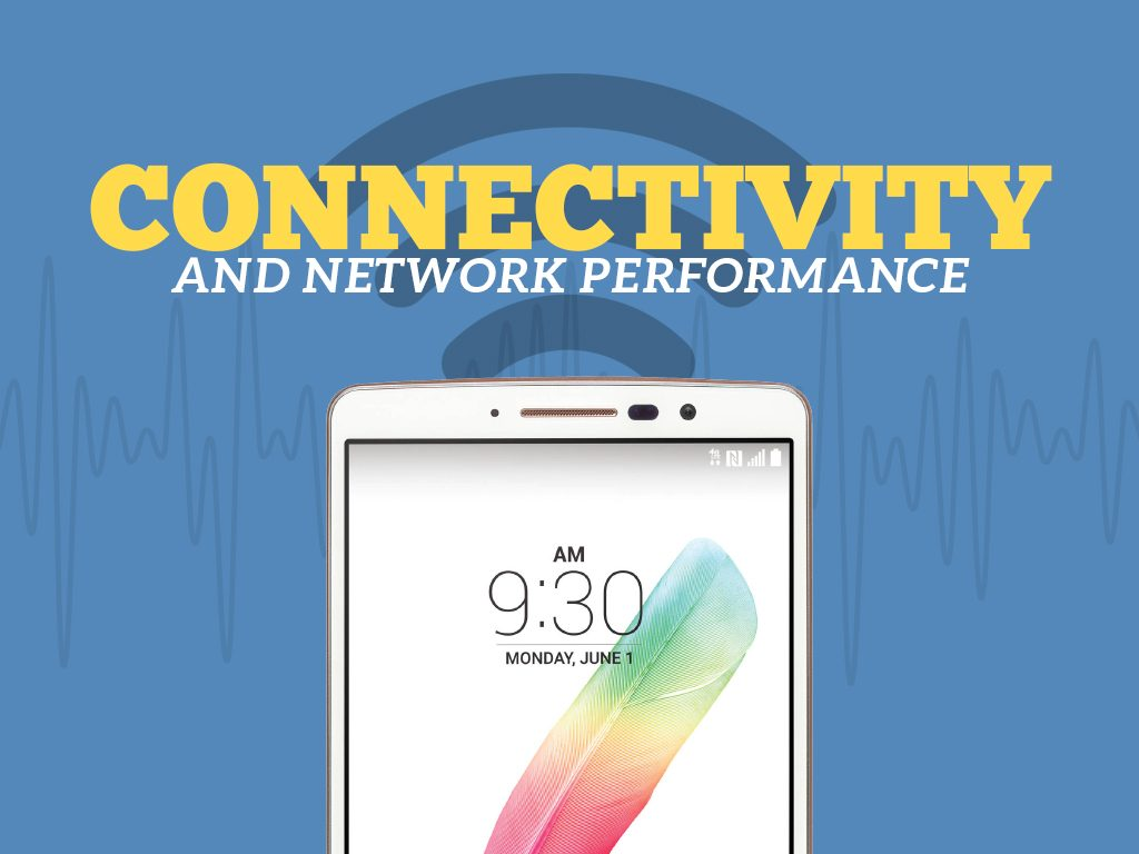 Great Phones We Unlock: LG G Stylo (MS631) from MetroPCS : Connectivity and Performance