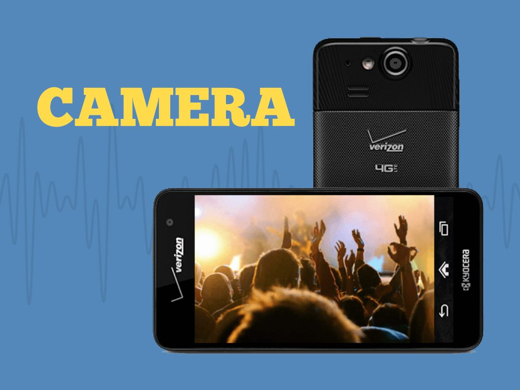 Great Phones We Unlock: Kyocera Hydro ELITE (C6740 & C6740N) from MetroPCS: Camera