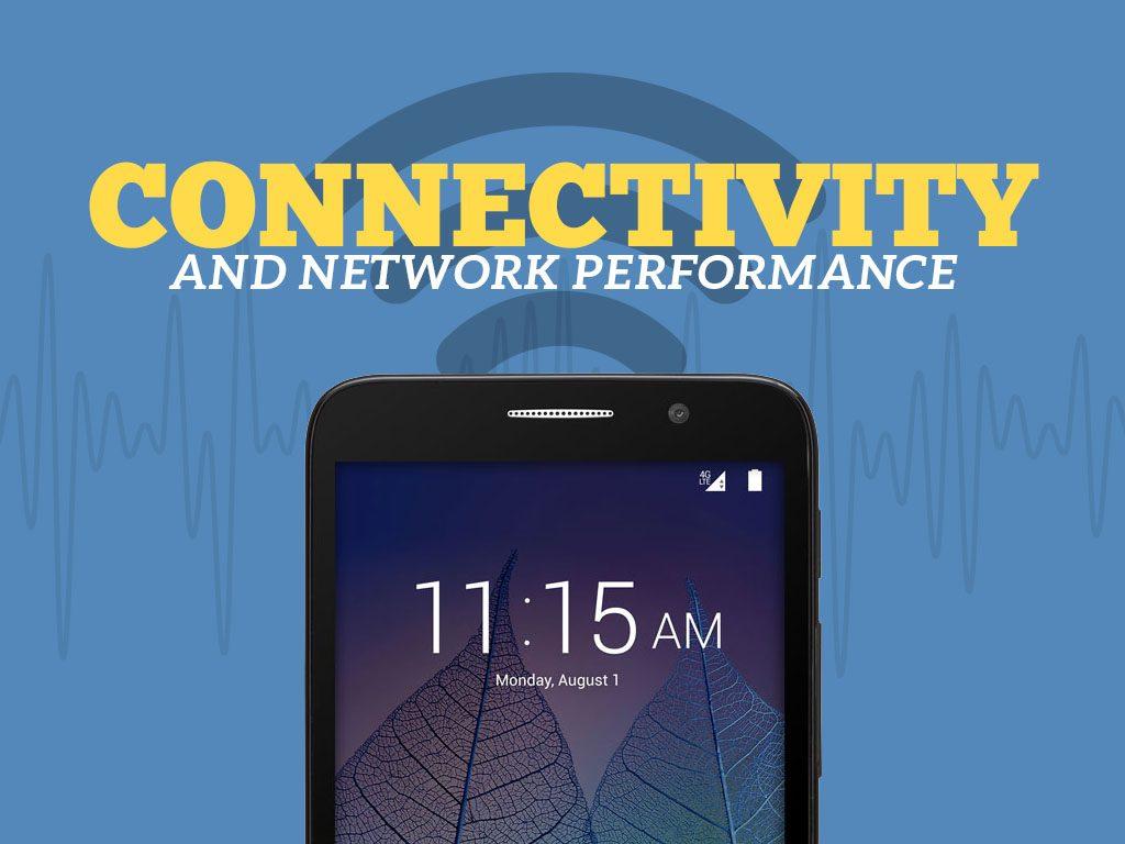 Great Phones We Unlock: Alcatel TRU (OT-5065N) from MetroPCS: Conectivity and Network Performance