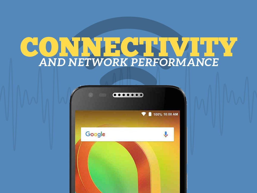 Great Phones We Unlock: Alcatel A30 FIERCE from MetroPCS : Connectivity and Network Performance