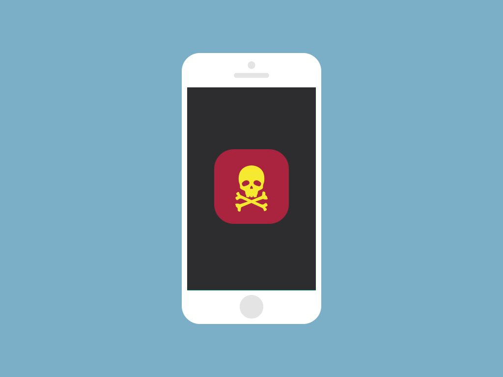 Major Red Flags of a Hacked Phone : New apps installed