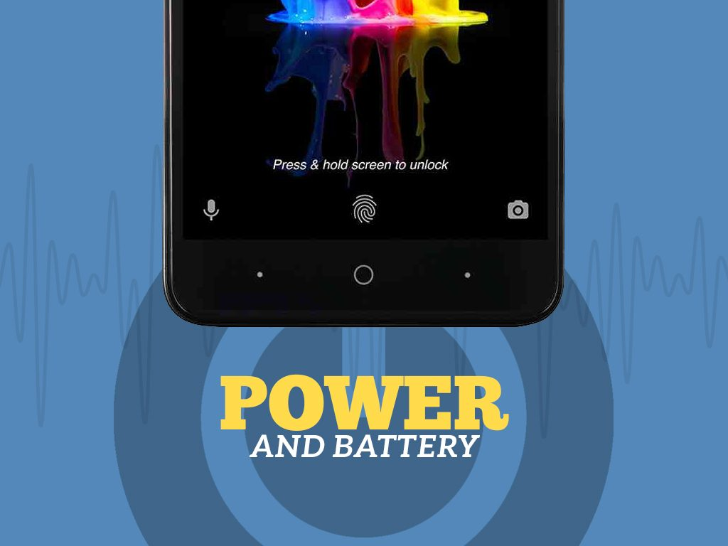 Great Phones We Unlock_ZTE Blade Z Max from MetroPCS : Power and Battery