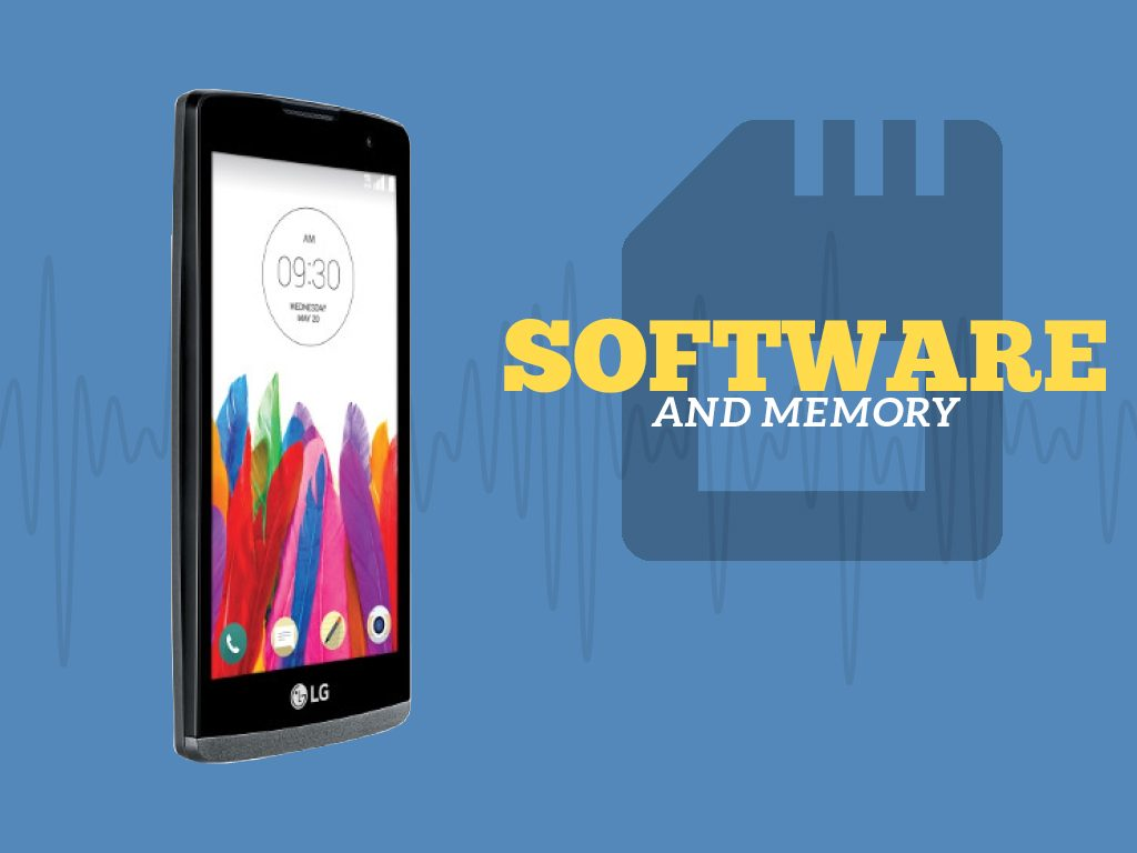 Great Phones We Unlock LG Leon 4G LTE (MS345) from MetroPCS : Software and Memory