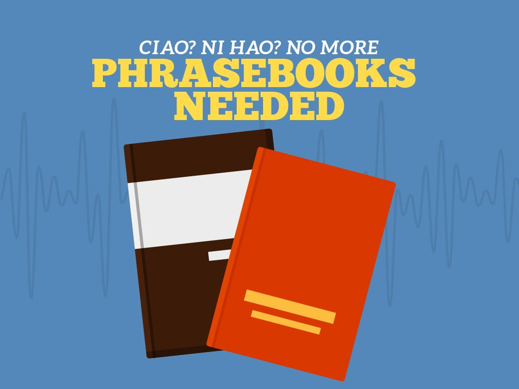 Here's How Technology Has Changed the Way We Travel: No More Phrasebooks Needed