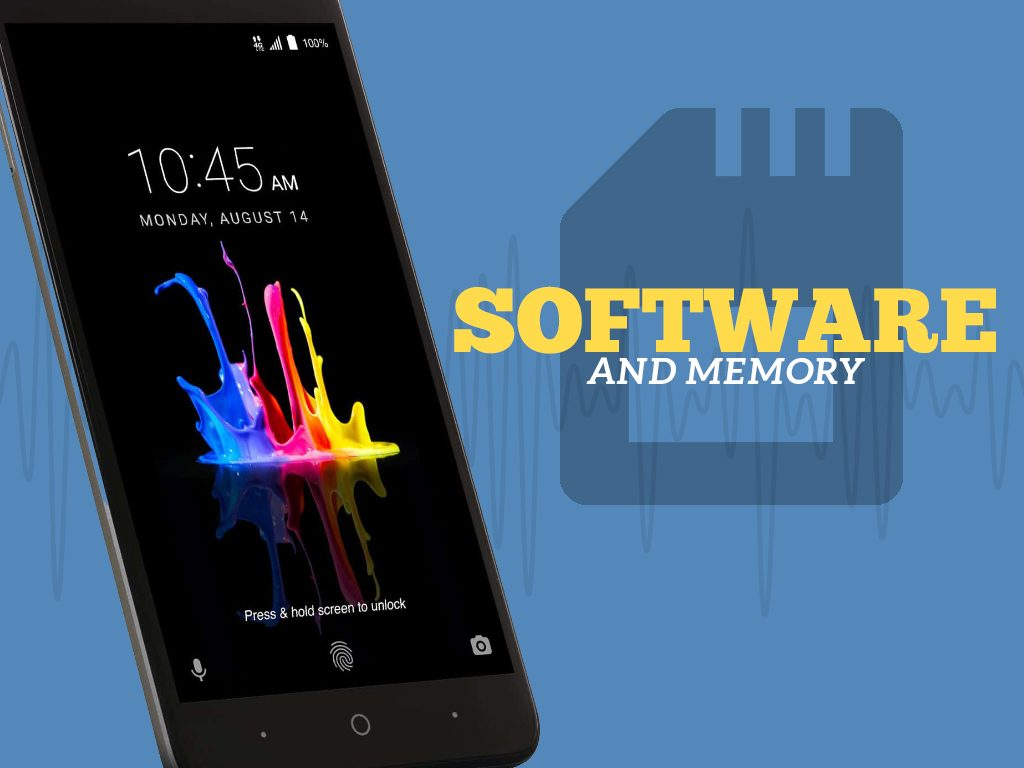 Great Phones We Unlock_ZTE Blade Z Max from MetroPCS : Software and Memory