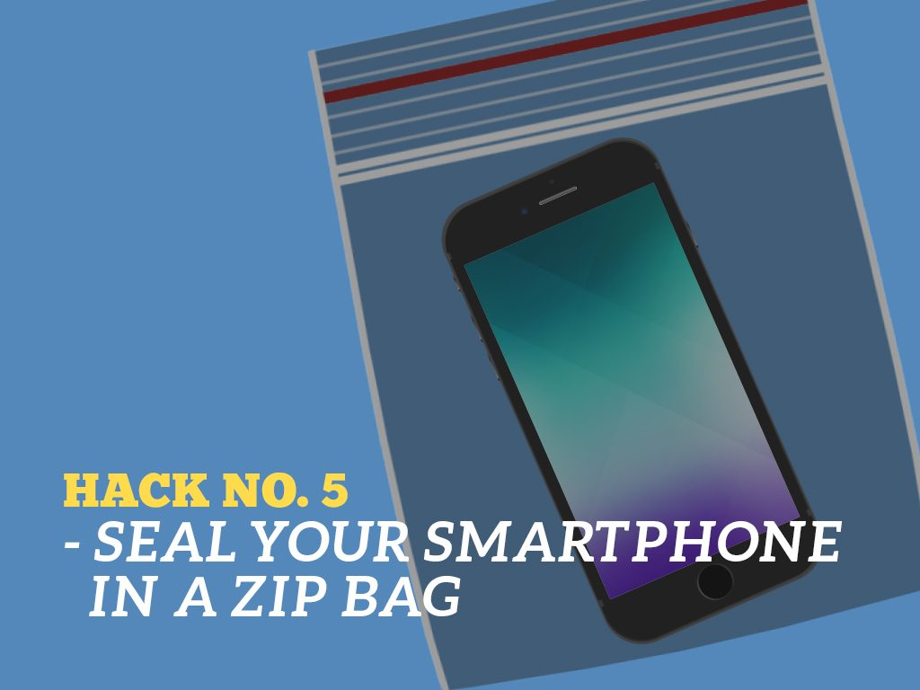The Ultimate Phone Hacks for Millennials : Seal Your Smartphone