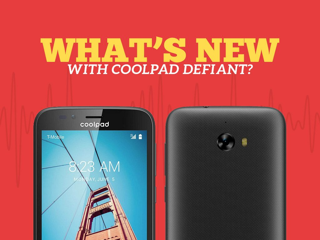 Coolpad Defiant Additional Features