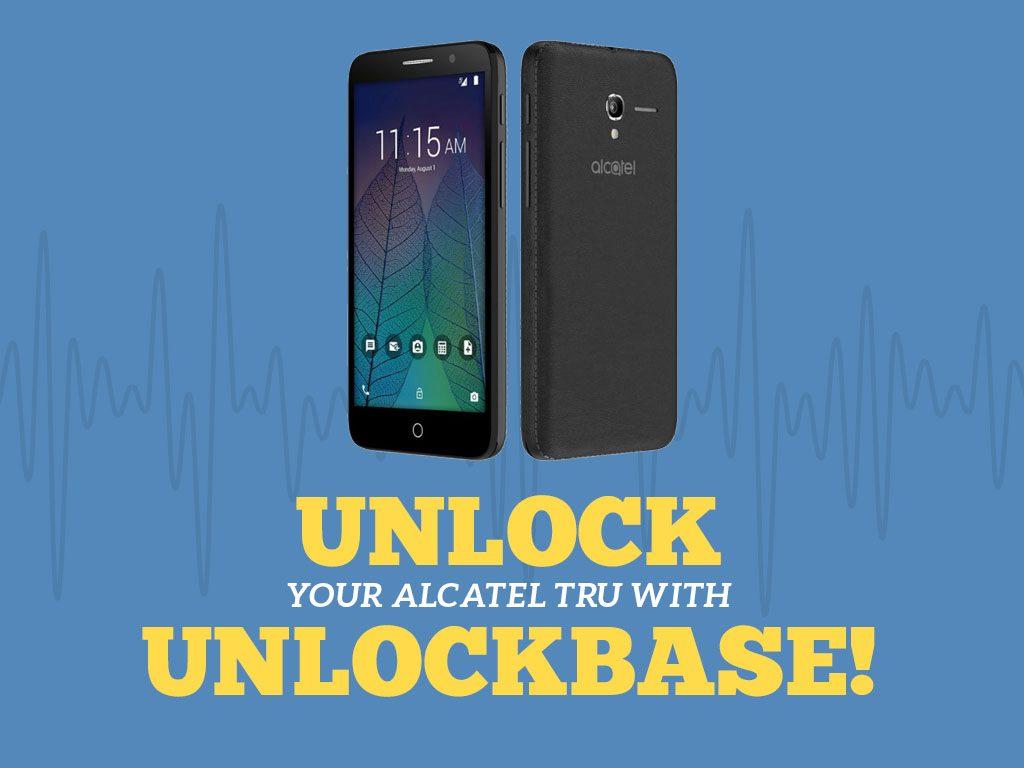 Great Phones We Unlock: Alcatel TRU (OT-5065N) from MetroPCS: Unlock Your Alcatel TR With UnlockBase