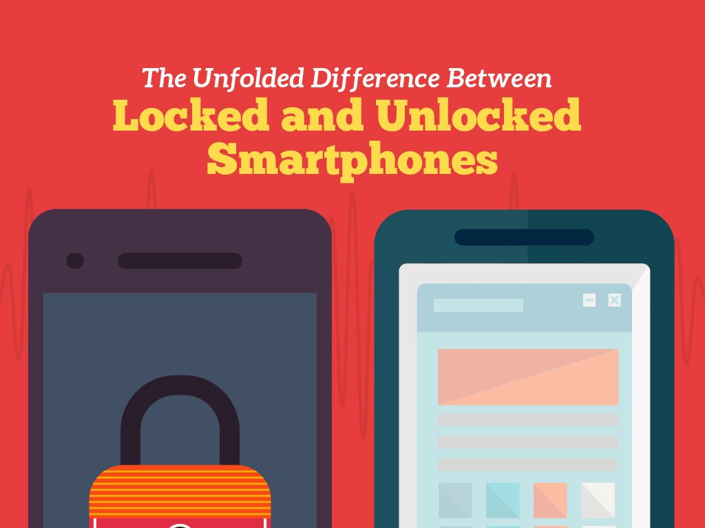 Locked vs. Unlocked Smartphones: The Unfolded Difference