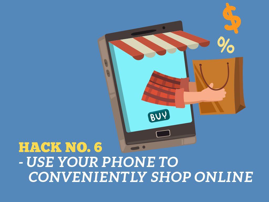 The Ultimate Phone Hacks for Millennials : Shop Online