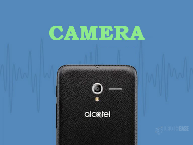 Alcatel TRU OT-5065N: Camera