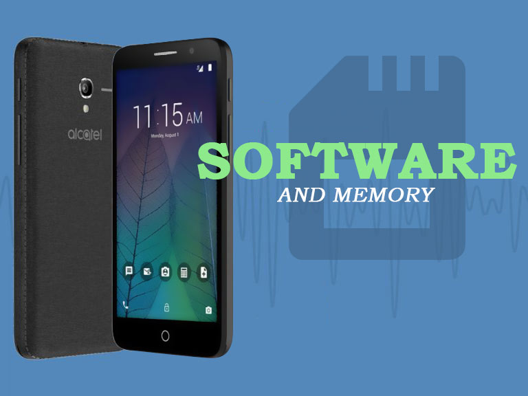 Alcatel TRU OT-5065N: Software and Memory