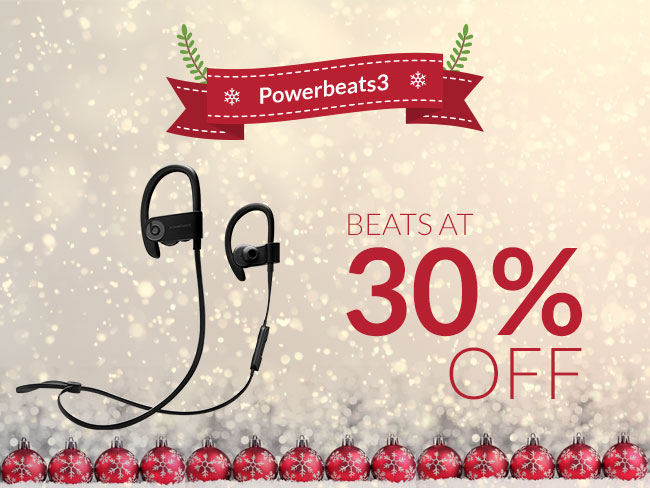 Beats at 30% Off