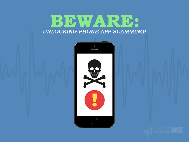 Beware: Unlocking Phone App Scamming!