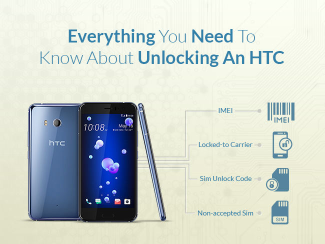 Everything You Need to Know About Unlocking an HTC Phone