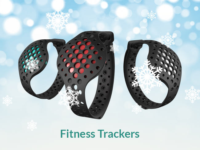Fitness Trackers ($50)