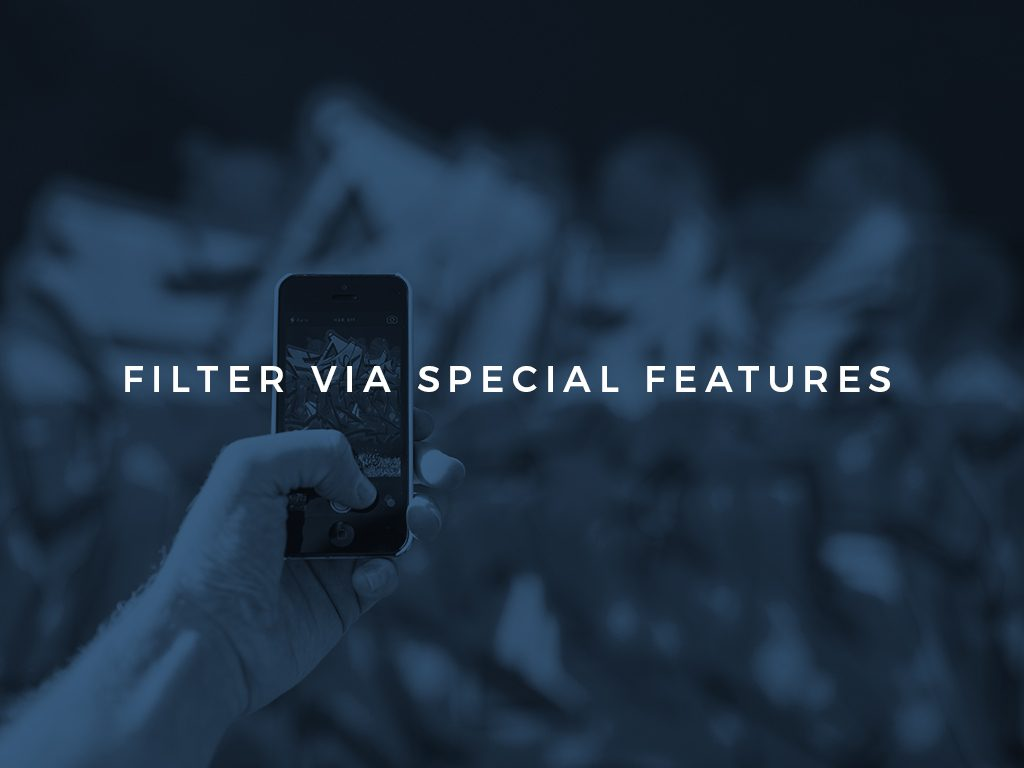 Four Effective Tips on How to Choose Your Next Smartphone: Filter Via Special Features