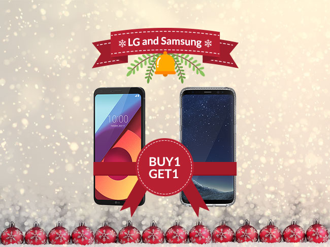 Get One. Gift One. (LG and Samsung)
