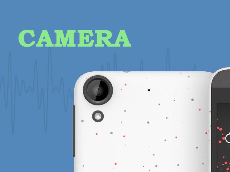 HTC Desire 530: Camera
