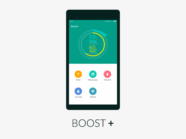 HTC U11 Life: Boost+