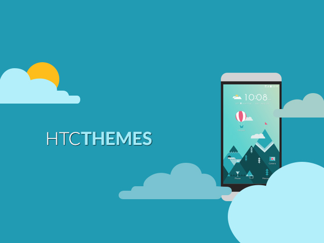 HTC U11 Life: Themes