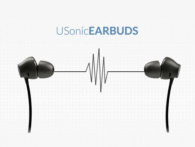 HTC U11 Life: USonic Earbuds
