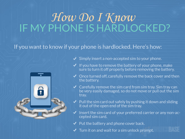 How Do I Know If My Phone is Hardlocked?