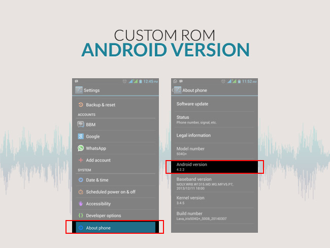 How to Determine Android version of Your Phone