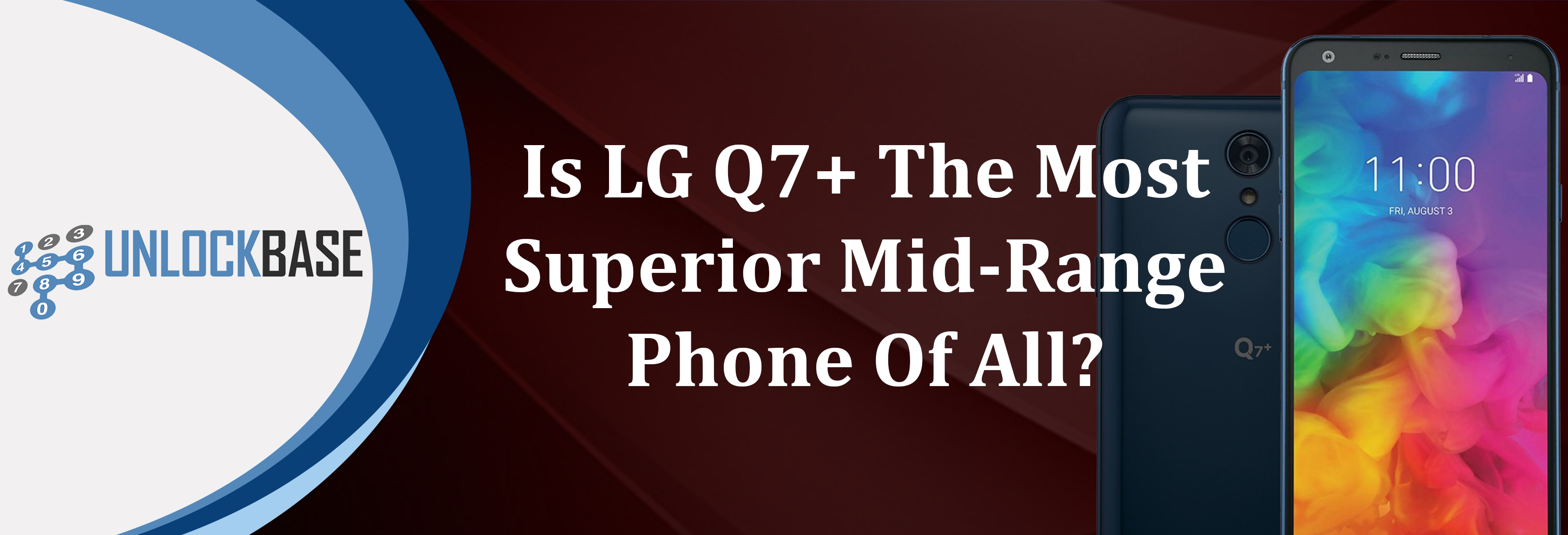 Is LG Q7+ (Q610MA) - The most superior mid-range phone of all