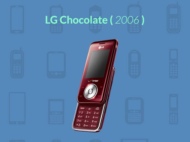 LG Chocolate