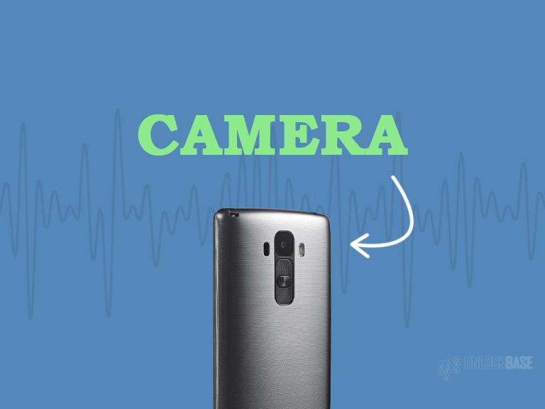 LG G Stylo: Camera