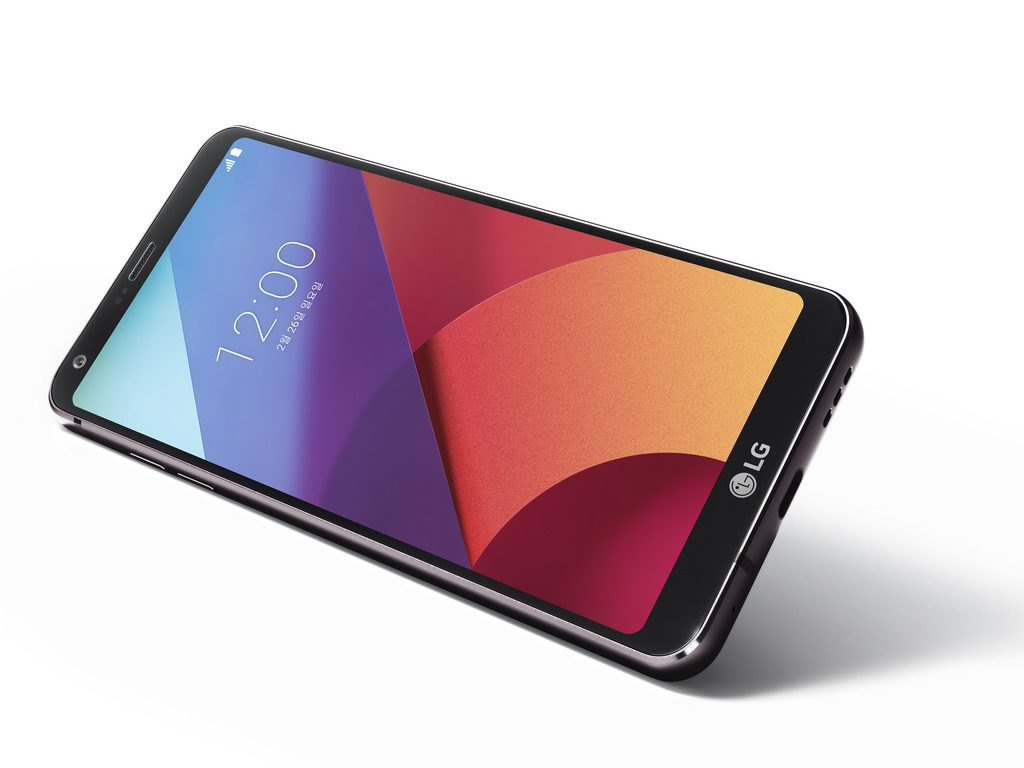 What's Coming Smartphones - LG