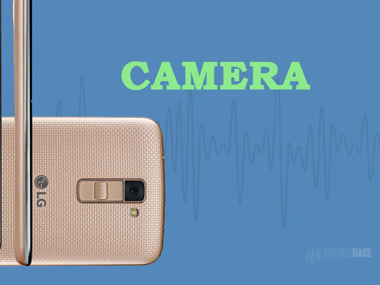 LG K10: Camera