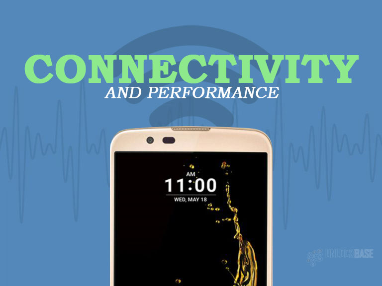 LG K10: Connectivity and Network Performance