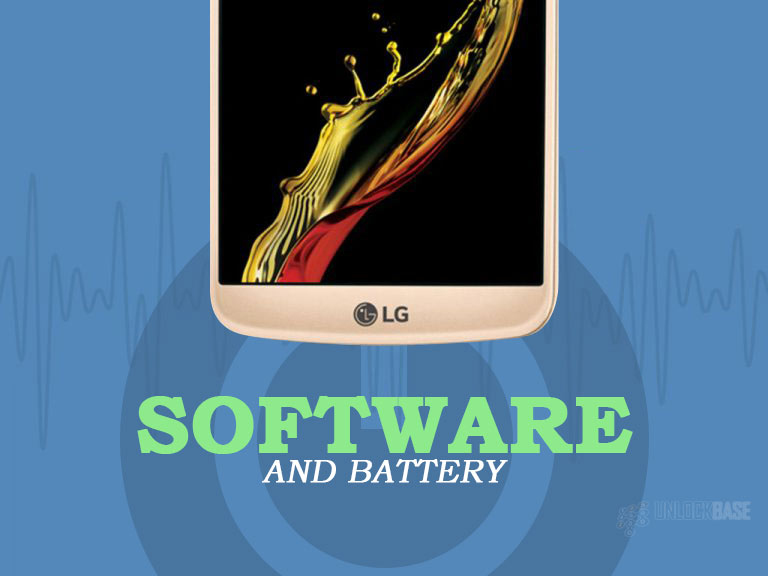 LG K10: Software and Memory