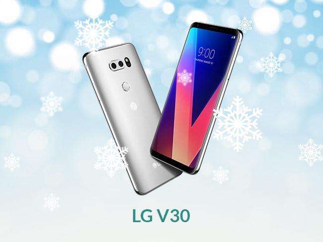 Smartphone Camera System: LG V30 ($800)