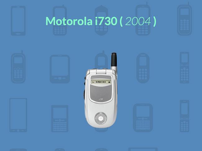 Motorola i730