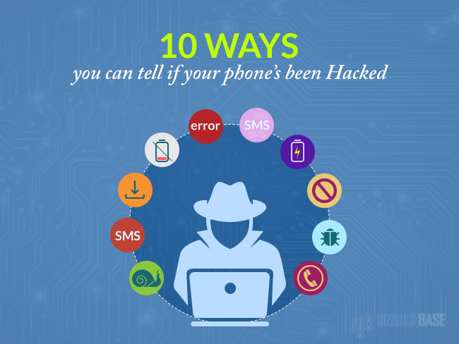Ten ways you can tell if your phone's been Hacked